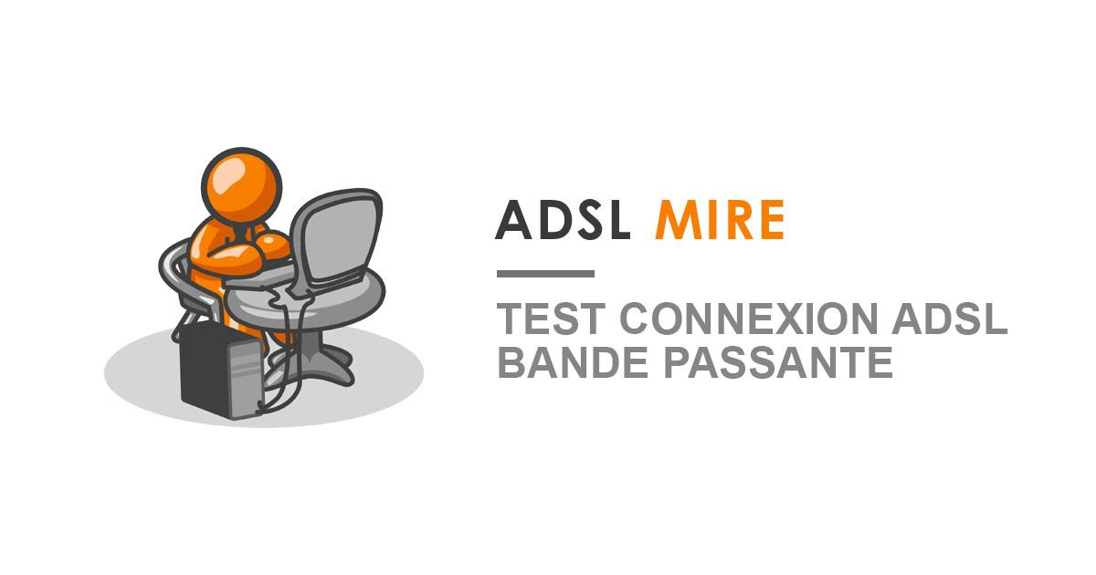 TEST ADSL MENARA